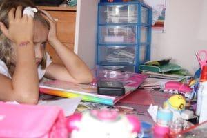 aider son enfant à s'organiser