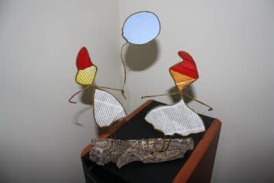 """Idée cadeaux: recyclez et confectionnez vous-même de jolies """"Poésies de papier"""""""