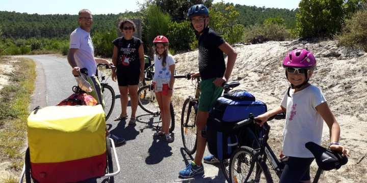 La simplicité volontaire en vacances grâce au cyclo-camping