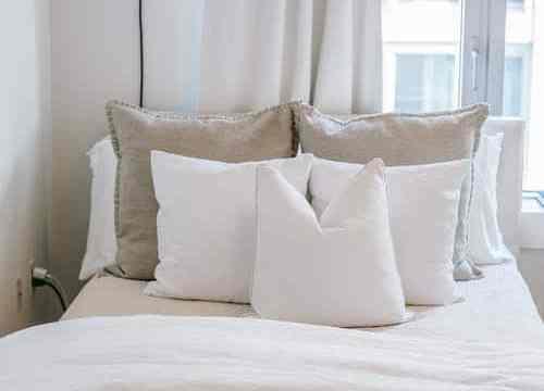 Vérifions notre linge de lit