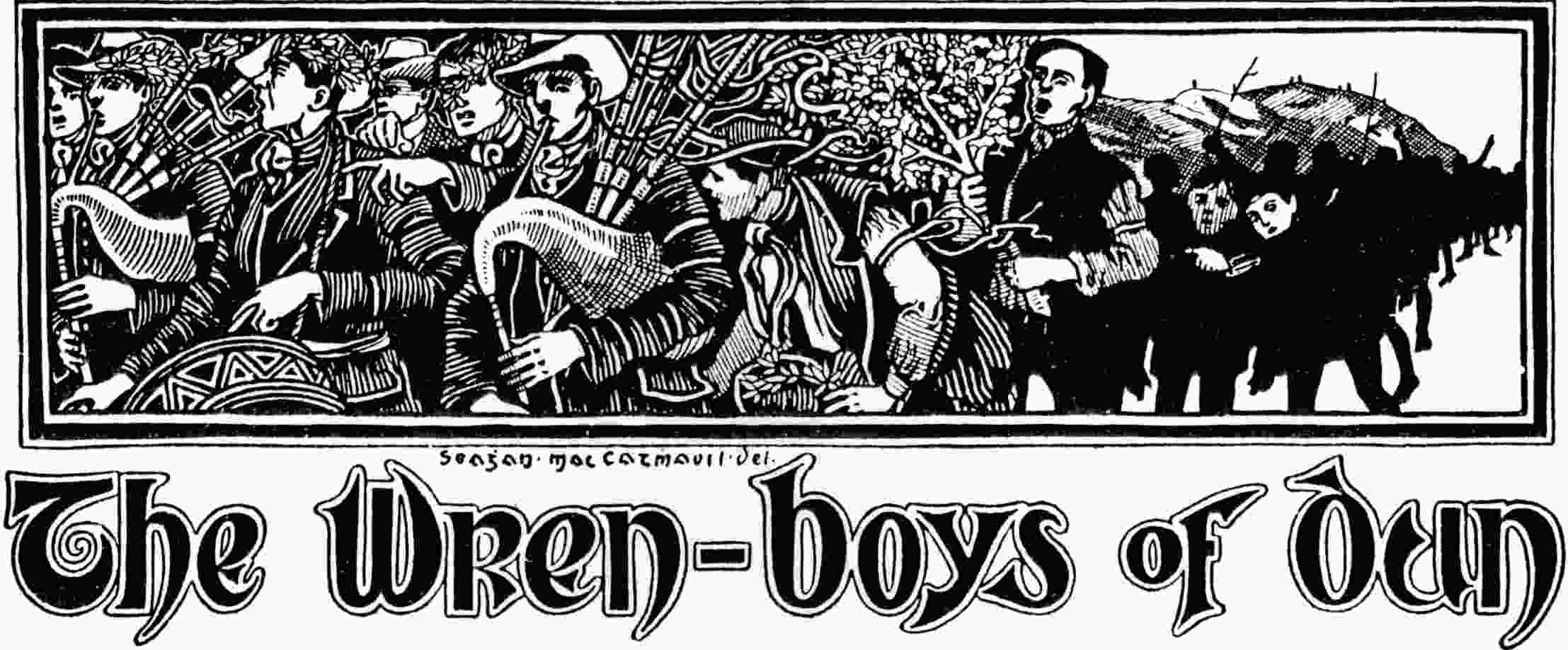 The Wren-boys of Dun by John Campbell