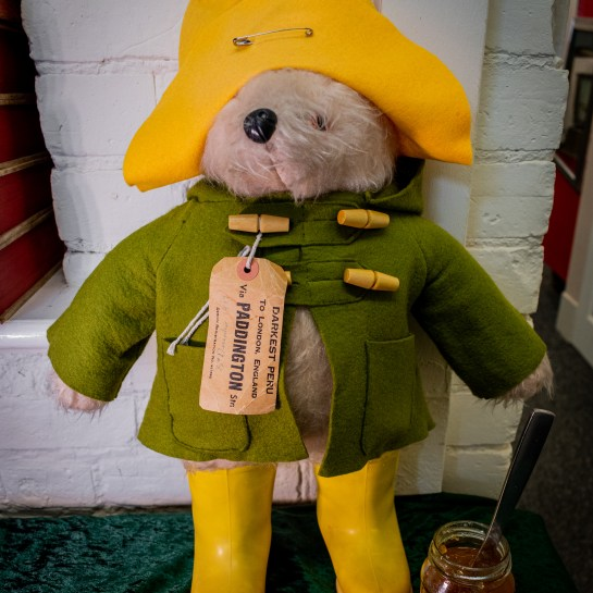Vintage Paddington Bear