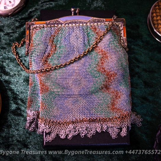 Chain Mail Purse