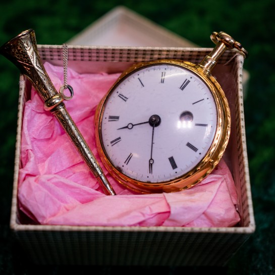 Cronier Pocket Watch