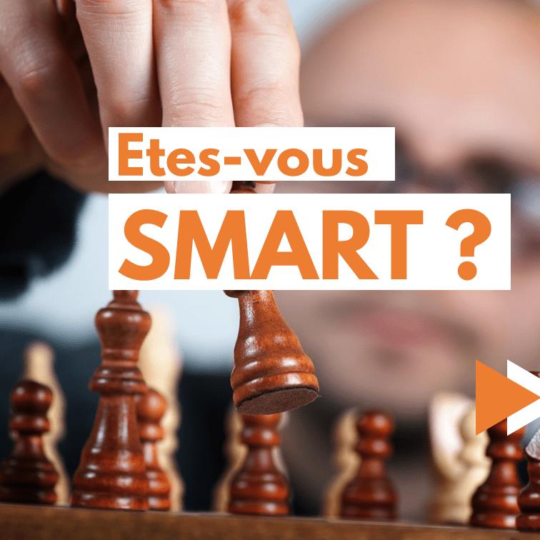 Méthode SMART en webmarketing
