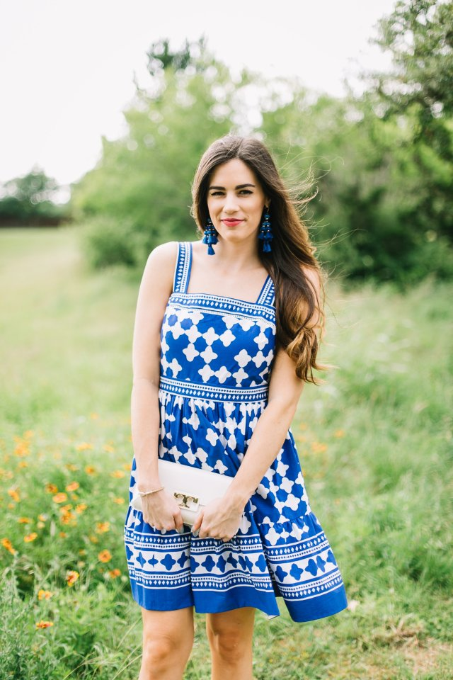 Easter Brunch Style Inspiration From Austin Bloggers | By, Hilary Rose | Kate Spade NY