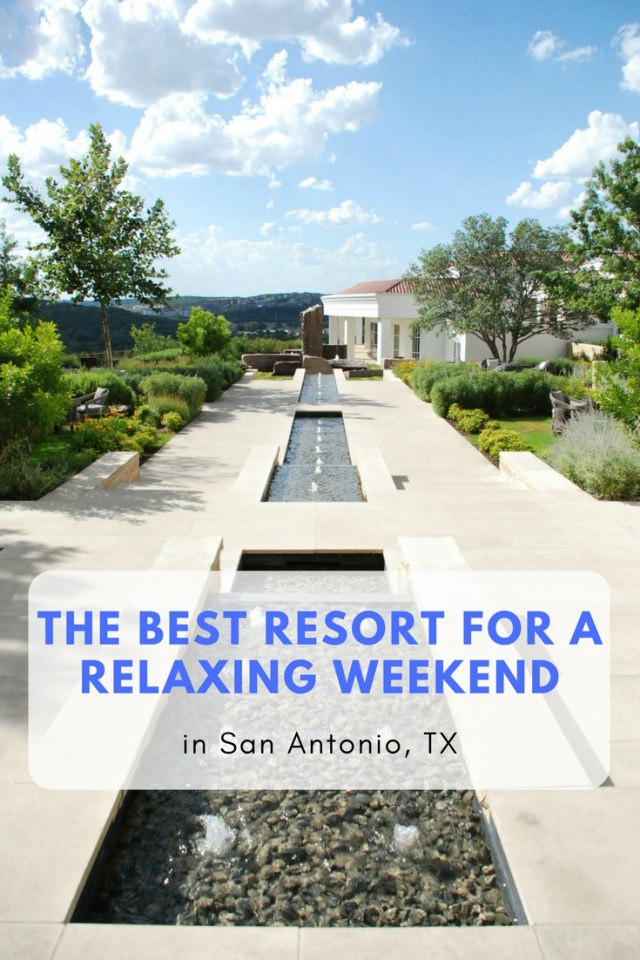 La Cantera Resort and Spa Staycation San Antonio TX getaway traveluxe official relaxing weekend travel blog ideas
