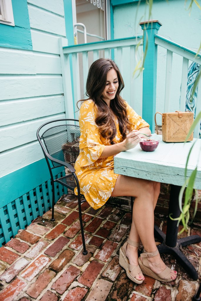 Where to Get Healthy Acai Bowls in Downtown Charleston