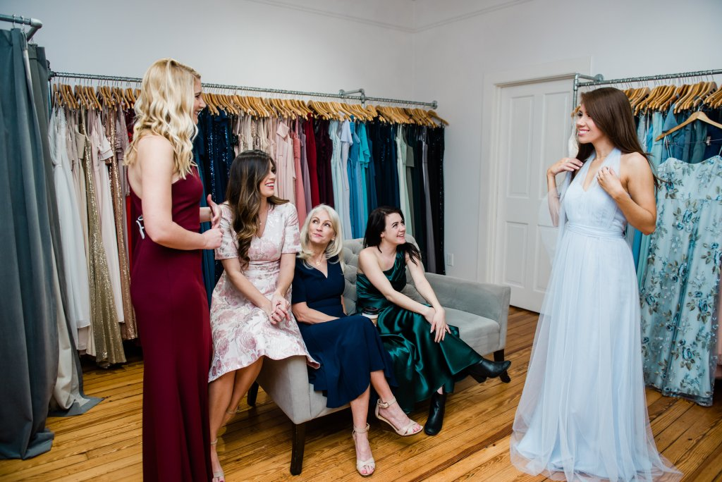 2dc3e4c5a I was nervous that I would be overwhelmed with so many gorgeous options,  but it happened just like finding my wedding gown; when I saw the right one  I just ...