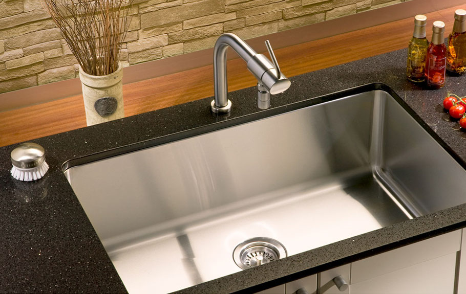 choosing the right kitchen sink there