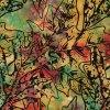 Batik Autumn Leaves