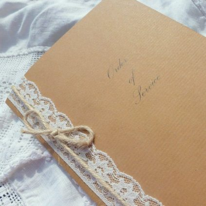 kraft-lace-twine-order-of-service
