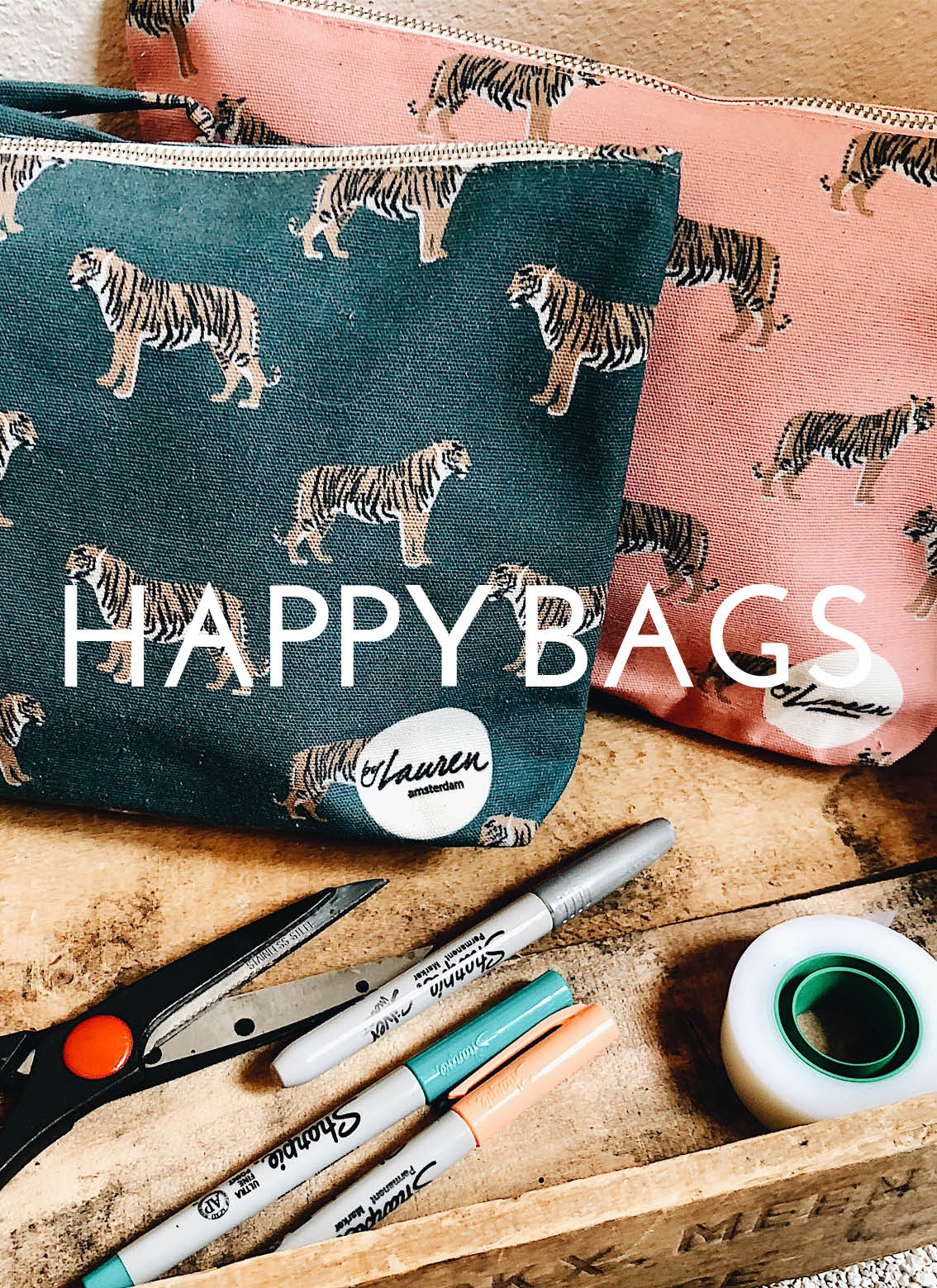 button happy bags