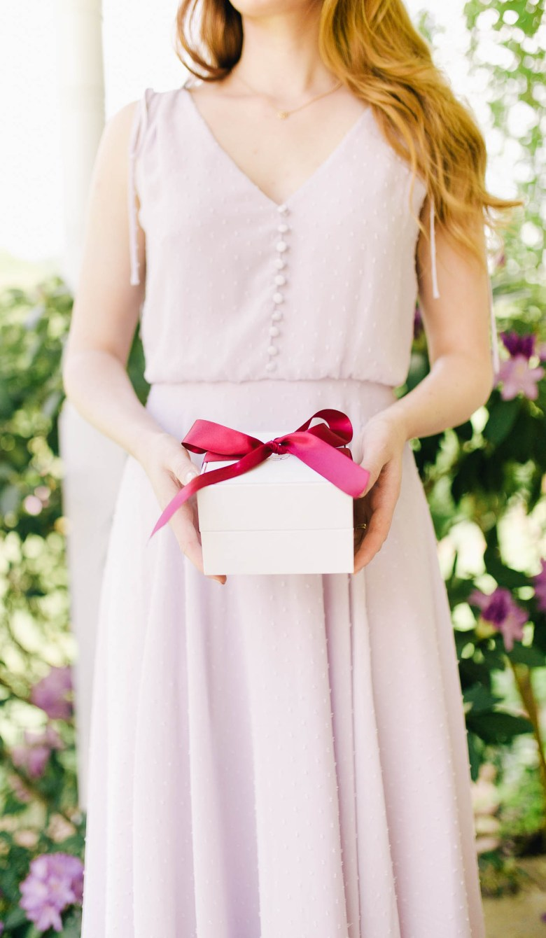 A garden themed Mother's Day Ladies Luncheon created by Lauren Cermak of the Southern Lifestyle Blog, Going For Grace. Full of feminine ideas from the table to the menu!