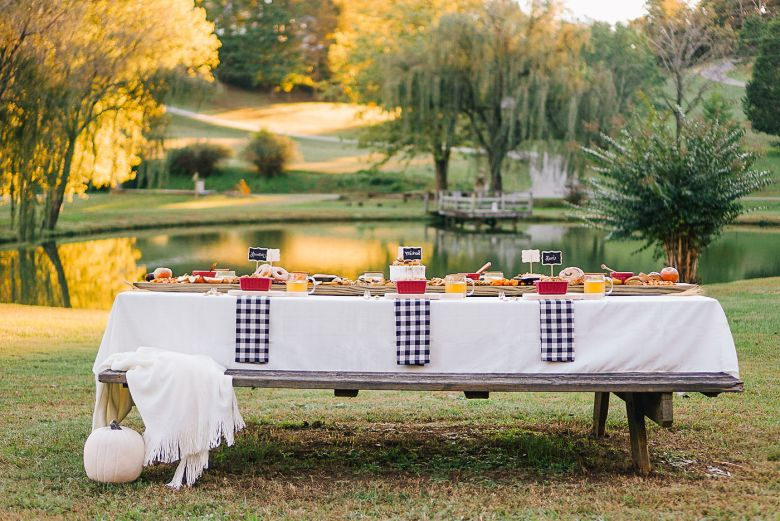 The 'sweetest' party that you will ever throw! A step by step how to for this gorgeous 8 foot Fall dessert charcuterie party by Lauren Cermak!