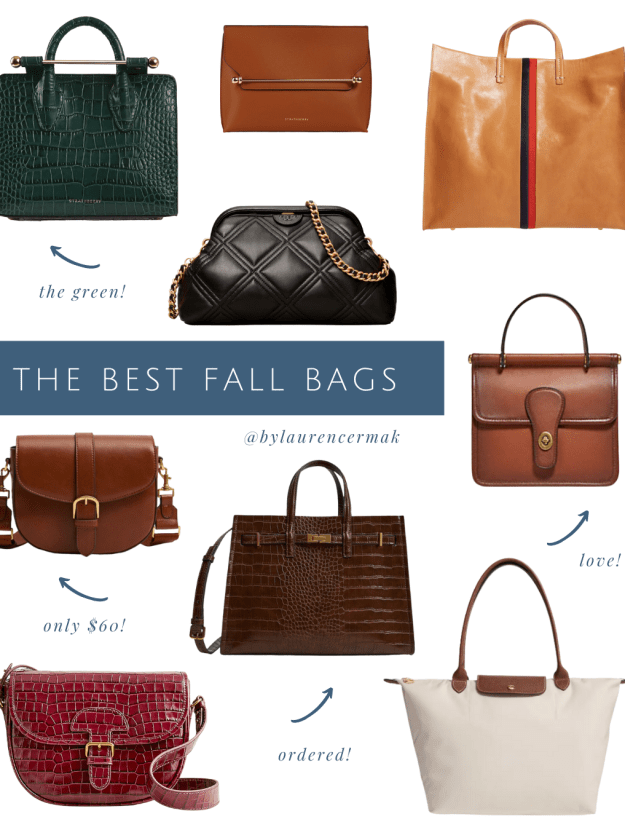 the best fall bags