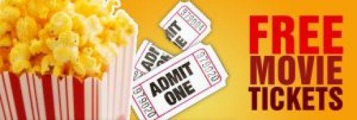 free movies tickets