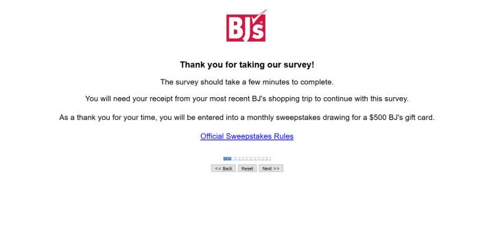 www.bjs.com/feedback,