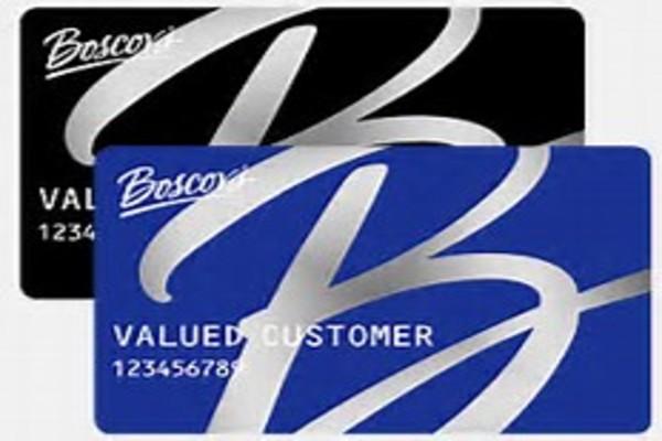Boscov's Capital One Credit Card