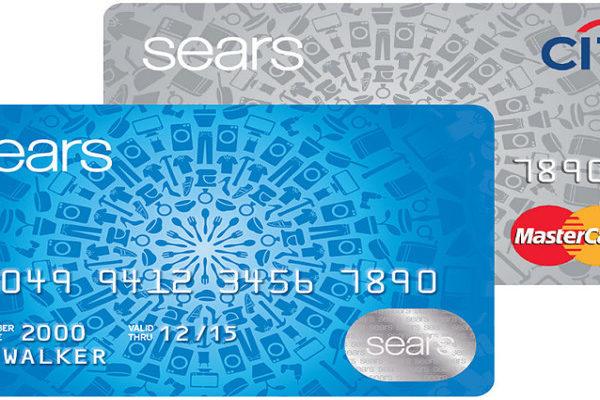 Sears Credit Card!