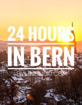 thành phố Bern