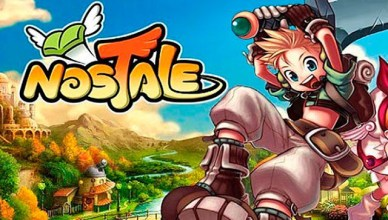 nostale mmorpg free to play - NosTale (MMORPG FREE TO PLAY)