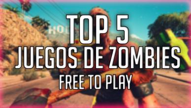 top zombies f2p - TOP 5 JUEGOS DE ZOMBIES GRATUITOS