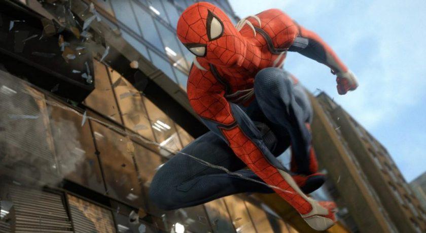 spider man ps4 1024x560 - 6 exclusivos de PS4 que no te puedes perder