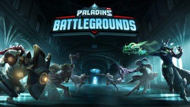 Broadcast Paladins Battlegrounds 1920x1080 - Paladins Battlegrounds, El modo BATTLE ROYALE de paladins