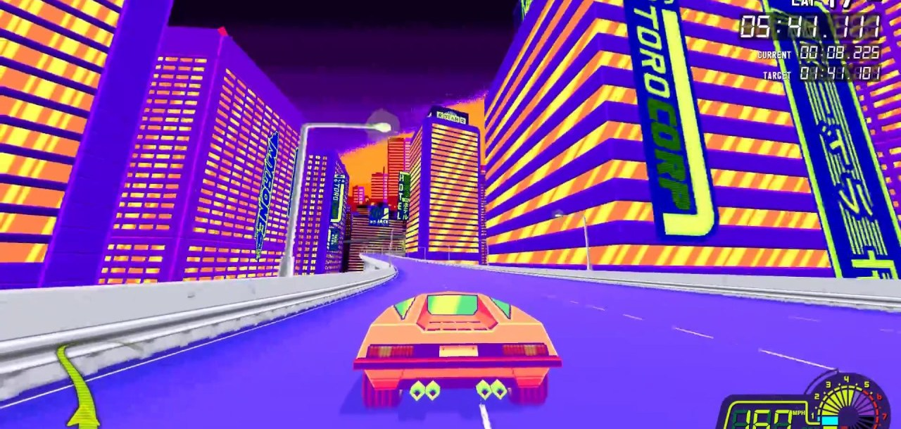 Drift Stage un juego de carreas clasico ¿moderno - Drift Stage, un juego de carreas clasico ¿moderno?
