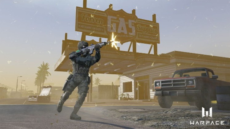 Warface Battle Royale, DLC GRATUITO