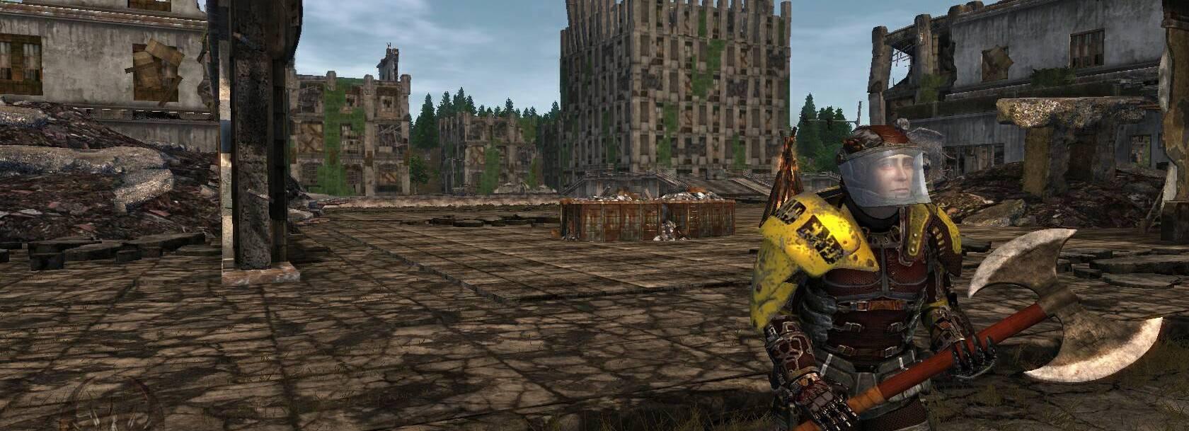 Fallen Earth MMORPG de Supervivencia 1 - Fallen Earth MMORPG de Supervivencia