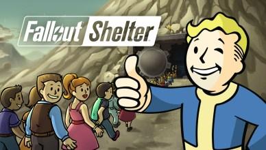 Fallout shelter - Fallout Shelter, Sobrevive en tu bóveda