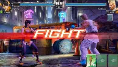TEKKEN MOBILE el mejor juego de lucha para Android - TEKKEN  MOBILE, el mejor juego de lucha para Android