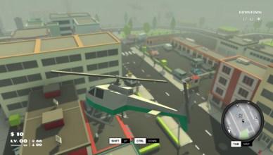 SKhPh8 - Handoru Island, una mezcla de GTA y Euro Truck Simulator