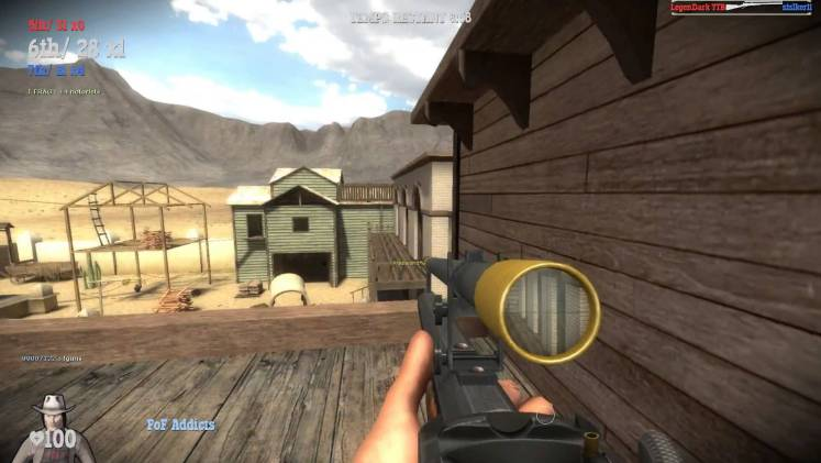maxresdefault 1024x576 - Fistful of Frags (FPS FREE TO PLAY)