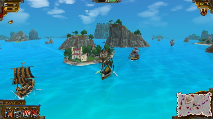16965 1024x573 - Unearned Bounty (JUEGO DE BARCOS FREE TO PLAY)