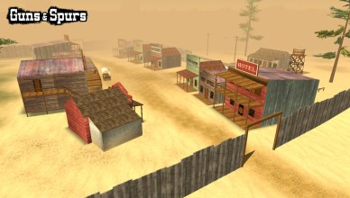 7b6zyakk - GUNS AND SPURS 3D  (JUEGO DEL OESTE FREE TO PLAY)