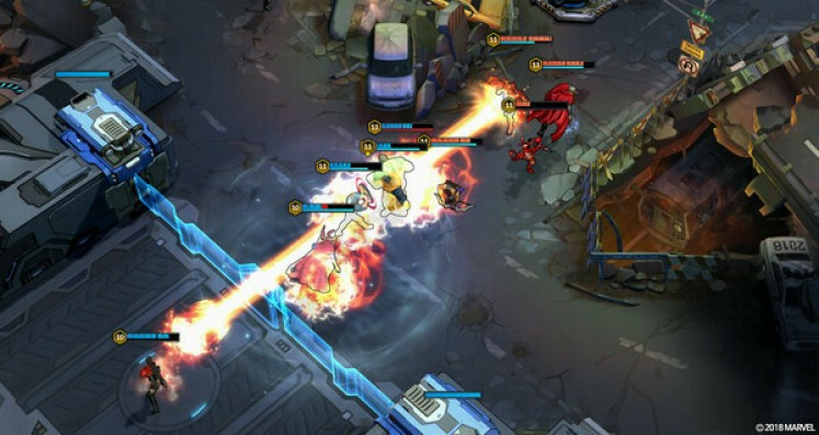 ss 3208e5327b550997197f4bebbf73c070cce69b44.600x338 - MARVEL END TIME ARENA (MOBA FREE TO PLAY 2018)