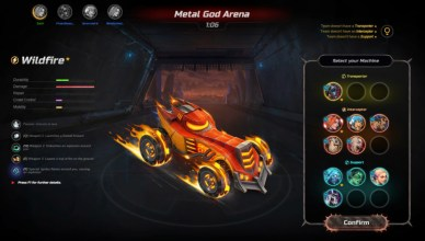 HEAVY METAL MACHINES MOBA FREE TO PLAY 2018 2 - HEAVY METAL MACHINES (MOBA FREE TO PLAY 2018)