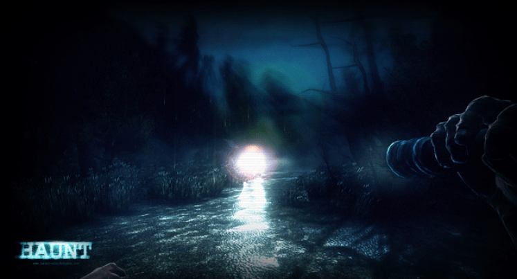 screenshot 00 - HAUNT: THE REAL SLENDER GAME (JUEGO DE TERROR FREE TO PLAY)
