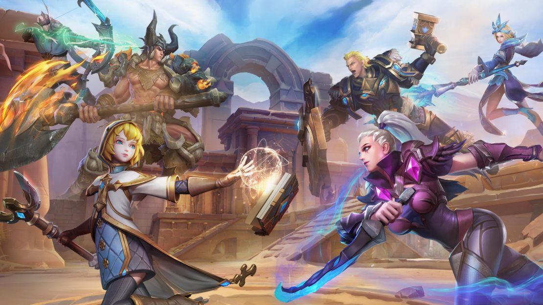 Endless Battle Screenshot 1 1024x576 - ENDLESS BATTLE (MOBA FREE TO PLAY 2019)
