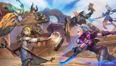 Endless Battle Screenshot 1 - ENDLESS BATTLE (MOBA FREE TO PLAY 2019)