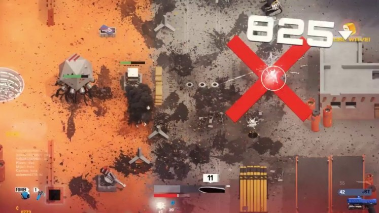 maxresdefault 1 1024x576 - SYNTHETIK: ARENA (SHOOTER 2D FREE TO PLAY 2019)