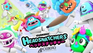 2ngame9jan20 - JUEGO GRATIS HUMBLE BUNDLE: Headsnatchers