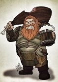 Volstagg - Marvel Phase 2 Collab