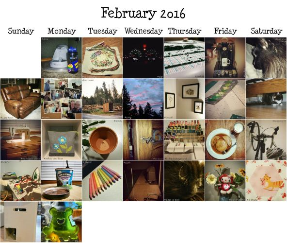 2016 February Photo a Day