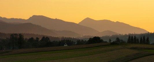 Tatras-sunset