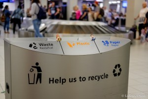 Where will the travel companions be recycled to?