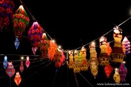 Lights at Diwali